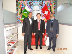 Consulate General of Switzerland Karachi